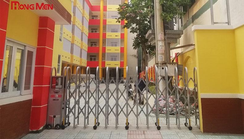Trường phổ thông đặc biệt Nguyễn Đình Chiểu