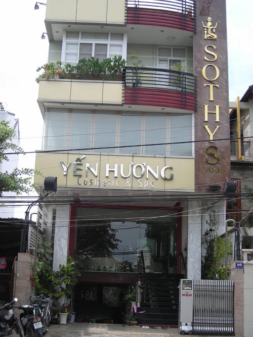 Yến Hương Cosmetic & spa - Tiền Giang