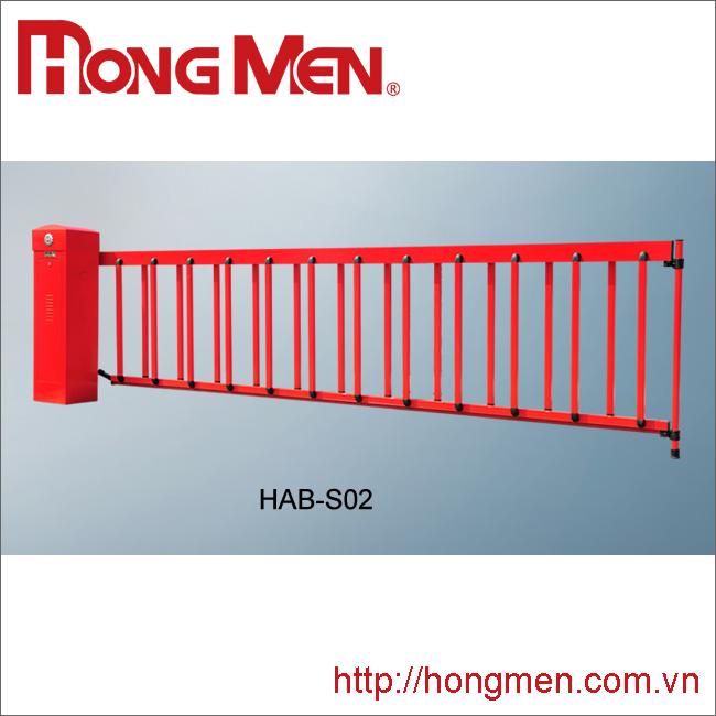 Cổng Barrier Hàng Rào loại nhỏ HAB-S02