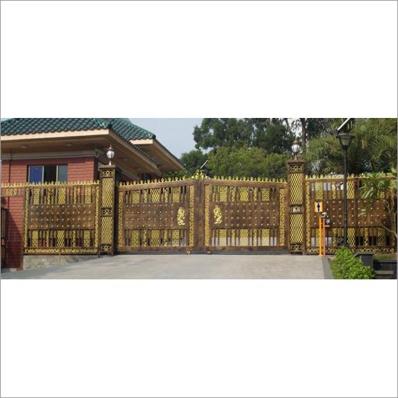 Cổng Biệt Thự 5