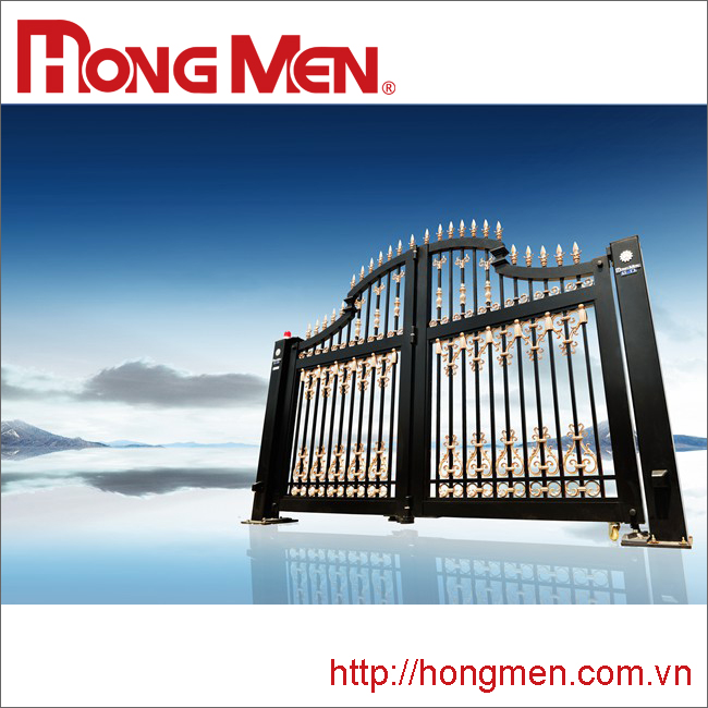 Cổng Biệt Thự HDR51E