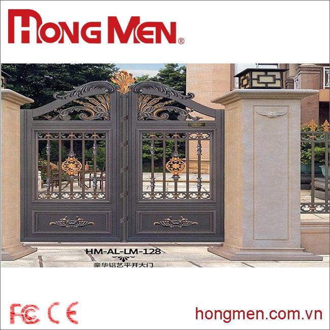 Cổng Biệt Thự HM-AL-LM-128