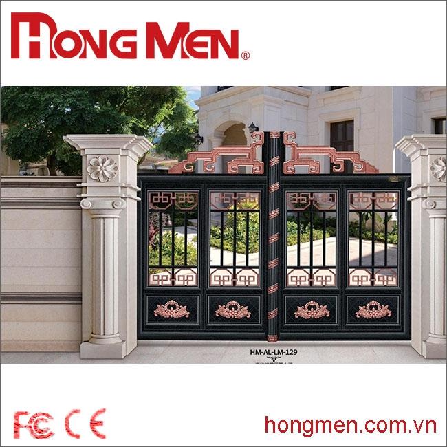 Cổng Biệt Thự HM-AL-LM-129