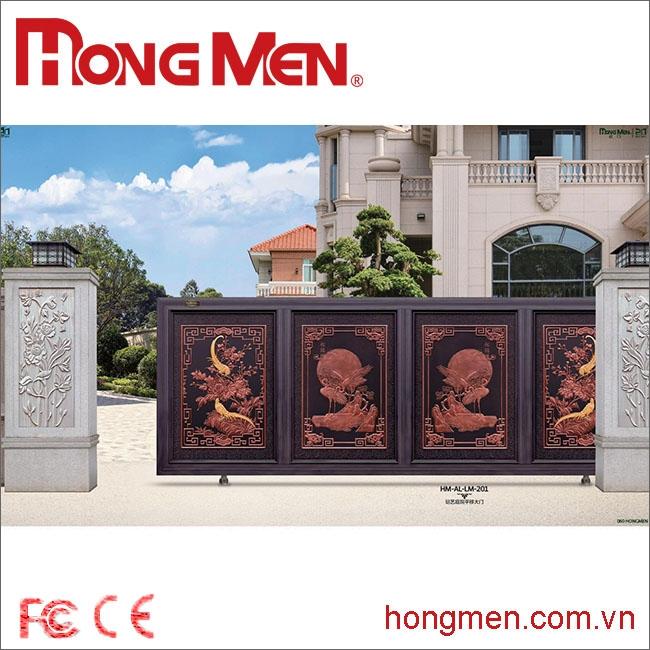 Cổng Biệt Thự HM-AL-LM-201