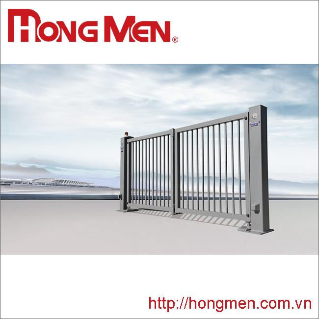 Cổng biệt thự thép HDR52A