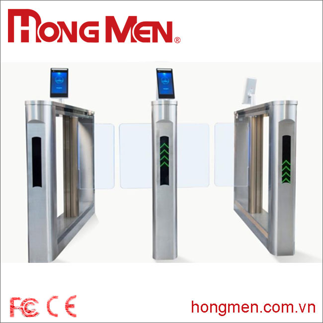 Cổng Flap Barrier Ngang HTB01