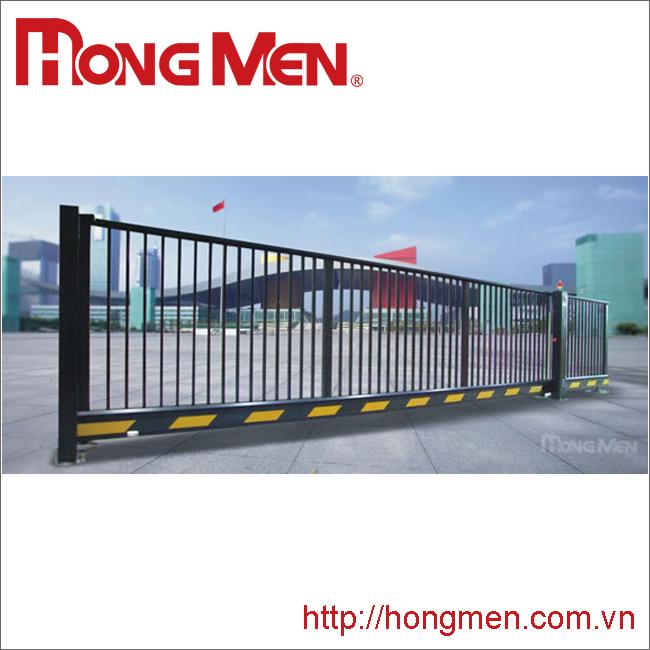Cổng treo hợp kim nhôm tự động P706-H