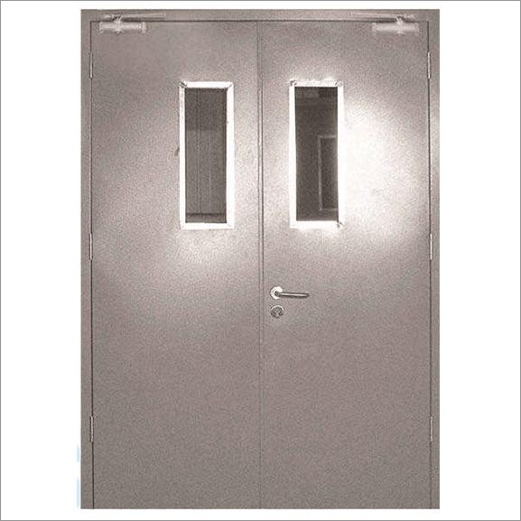 Cửa inox chống cháy SBGF-513