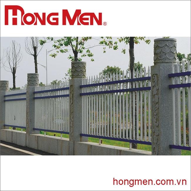 Hàng Rào Sắt Mạ Kẽm XG-ZL-C