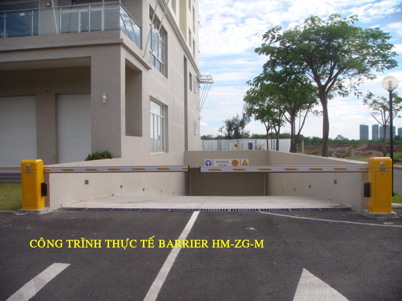 Cong trinh Thuc te Barrier HM ZG M
