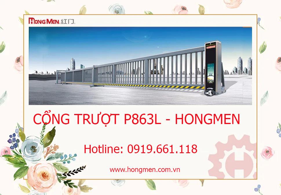 cong truot p863l hongmen