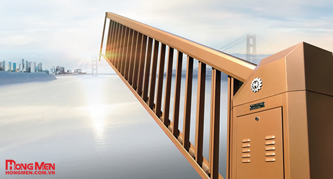 Cổng barrier tự động hồng môn K600B