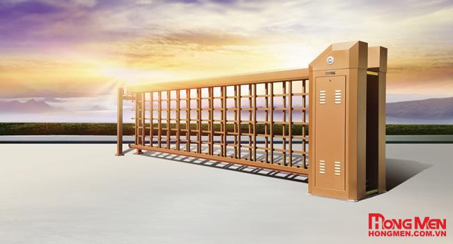 Cổng barrier cánh tự động K600C