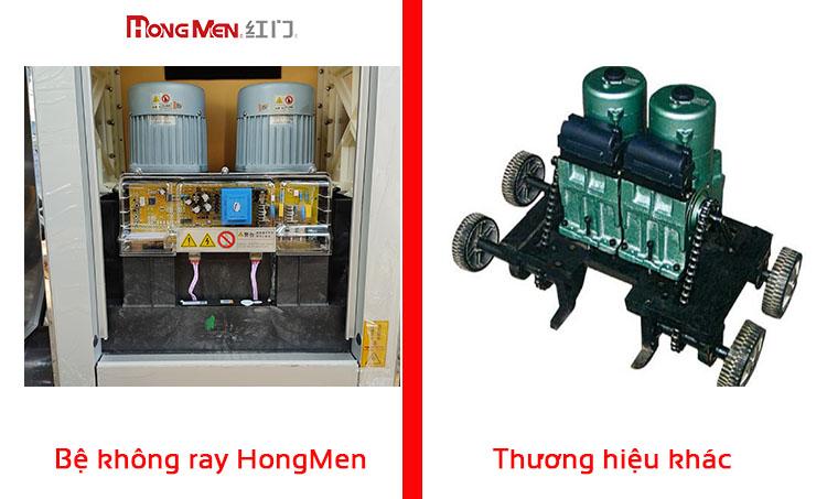 be khong ray hong mon