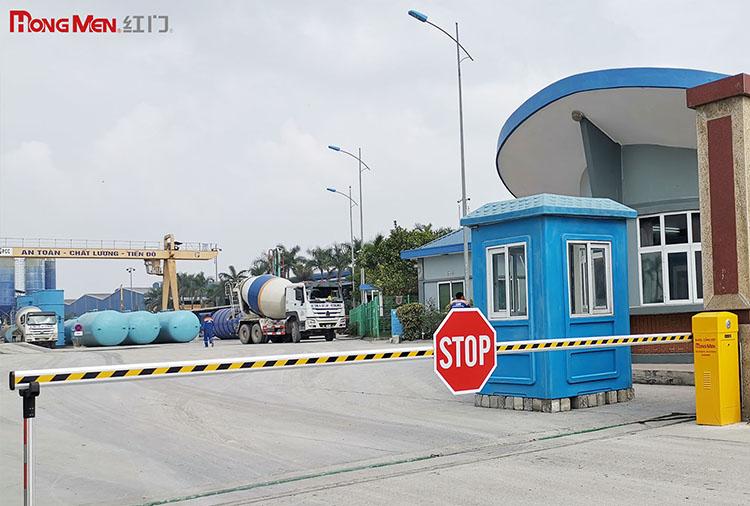 barrier tu dong