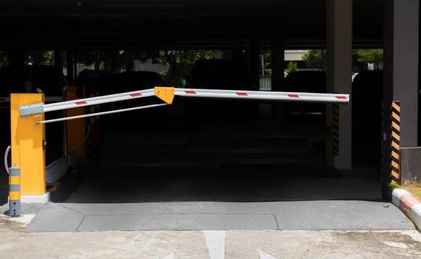 barrier can gap