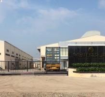 Lắp đặt cổng treo tự động P709 tại Công Ty S&S FAEPICS