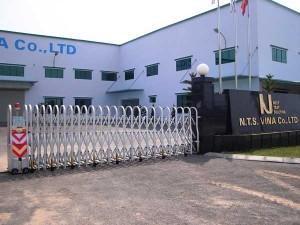 Công ty TNHH NTS Vina - KCN Bình Xuyên - Vĩnh Phúc