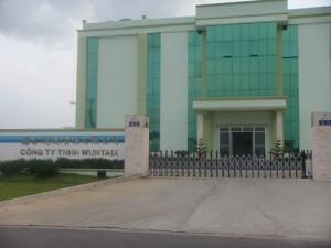 Công ty TNHH Wuntax - Bình Dương