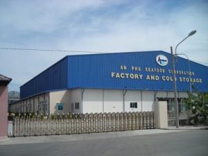 Nhà máy An Phú SeaFood - Đồng Tháp