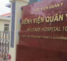 Bệnh viện Quân y 103- Hà Nội