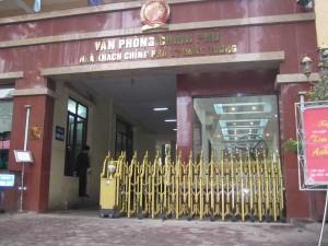 Nhà Khách Chính Phủ - 37 Hùng Vương - Hà nội