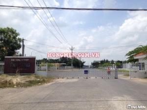 Lắp Đặt Cổng Xếp Tại Ban Quản Lý KCN Bình Long - An Giang