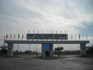 KCN Hòa Phú - Huyện Long Hồ - Vĩnh Long