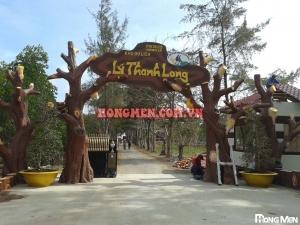 Khu Du Lịch Lý Thanh Long - Biển Khai Long - Cà Mau