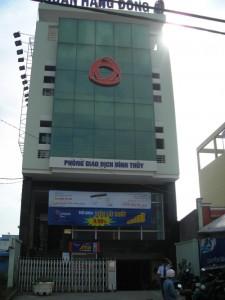 Ngân hàng Đông Á - PGD Bình Thủy - Cần Thơ