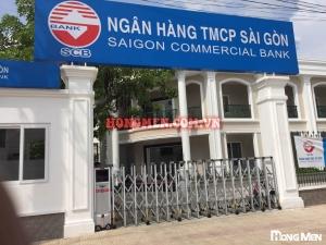 Ngân Hàng TMCP Sài Gòn (SCB) - Chi Nhánh Cần Giuộc