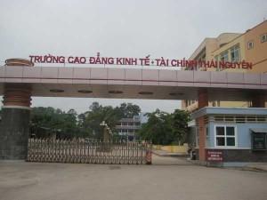 Trường cao đẳng kinh tế Thái Nguyên