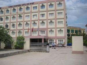 Viện nghiên cứu cơ khí