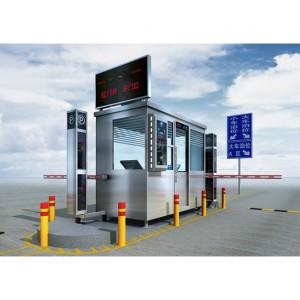Hệ thống quản lý bãi đậu xe HPK-TF1