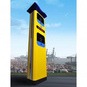 Hệ thống quản lý bãi đậu xe HPK-TF5