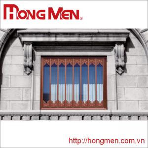 Cửa sổ chống trộm HL-AL-HC-601