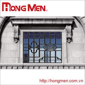 Cửa sổ chống trộm HL-AL-HC-605