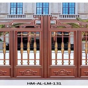 Cổng Biệt Thự HM-AL-LM-131