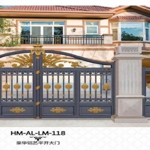 Cổng Biệt Thự HM-AL-LM-118