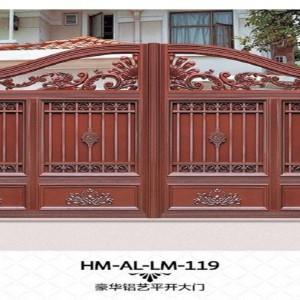 Cổng Biệt Thự HM-AL-LM-119