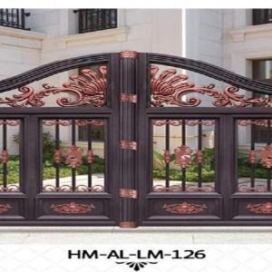Cổng Biệt Thự HM-AL-LM-126