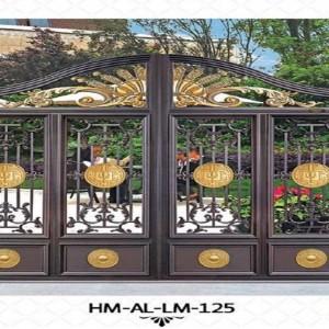 Cổng Biệt Thự HM-AL-LM-125