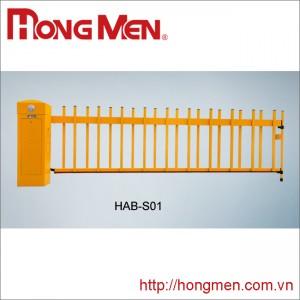 Cổng Barrier Hàng Rào loại nhỏ HAB-S01