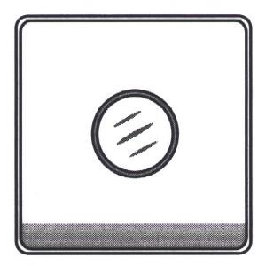 Công tắc điều khiển bằng giọng nói Q1W-T08
