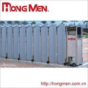 Cổng xếp Ngân Long B - Bình Phong