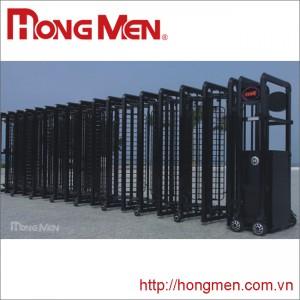 Cửa cổng xếp hợp kim nhôm S820B-H