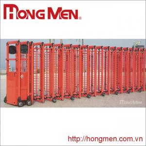 Cửa cổng xếp hợp kim nhôm S820B-R