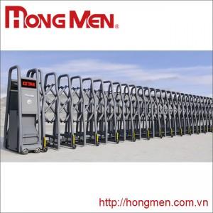 Cửa Cổng Xếp Hợp Kim Nhôm SQMF