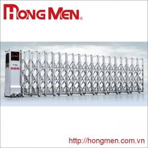 Cổng xếp Inox 304 Hồng Vận M (SHYA-M)