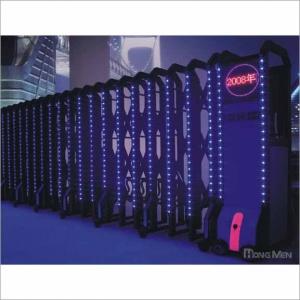 Cổng xếp đèn led S690B-H+SDGB